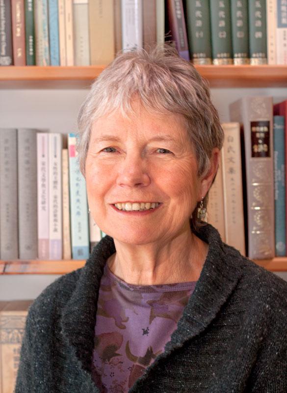 Professor Sonja Arntzen.