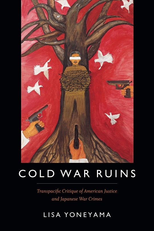 """""""Cold War Ruins"""" book cover."""