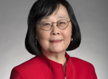 Professor Hsiao-wei Rupprecht.