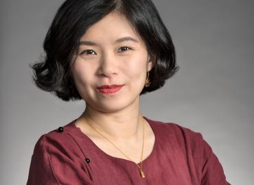 Professor Yurou Zhong.